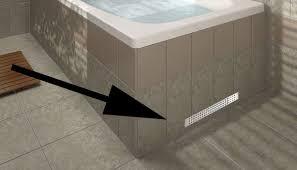 lã ftungsgitter badezimmer verkleidung für whirlpools zum verfliesen nischenversion
