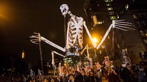 your survival guide for the village halloween parade the scare is
