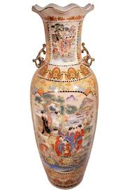 Hand Painted Chinese Vase Vases Amusing Tall Chinese Vases Extraordinary Tall Chinese