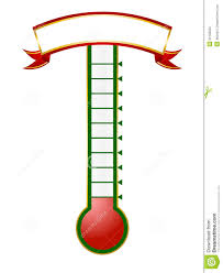 free fundraiser thermometer templates franklinfire co