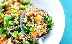 comment cuisiner le quinoa recettes comment cuisiner patate douce photo de recette patates douces au