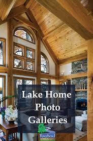 three homes 19 best waterfront style homes images on timber frames