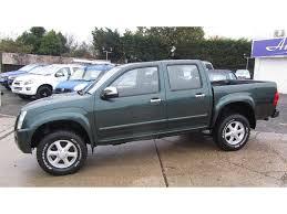 used isuzu rodeo pickup 2 5 td denver crewcab pickup 4wd 4dr in