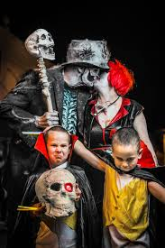 freaky family fun at lithgow halloween deep hill media