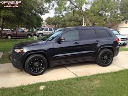 black jeep grand cherokee jeep grand cherokee xd series xd778 monster wheels matte black