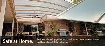 Design Ideas For Suntuf Roofing Profiled Polycarbonate Sheeting Polycarbonate And Pvc Roofing