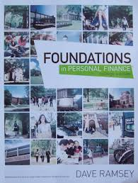 foundations in personal finance college edition dave ramsey