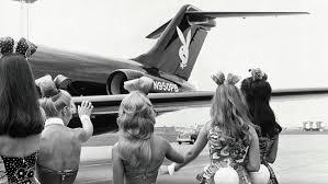 Happened Hugh Hefner U0027s Playboy Jet Big Bunny Hollywood