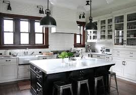 kitchen islands black 60 kitchen island ideas and designs freshome com