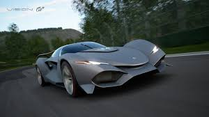 zagato car zagato has unveiled the isorivolta vision gran turismo concept at