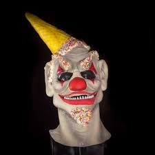 clown ice cream basement of the dead haunted house in aurora