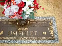 memorial phlets mrs johnnie blackwell umphlet 1943 2011 find a grave memorial