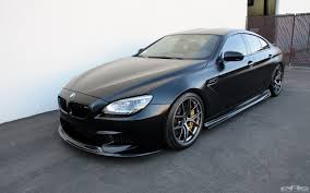 custom black bmw frozen black bmw m6 gran coupe is breathtaking autoevolution