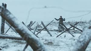 watch the wwi christmas truce recreated for an epic tearjerker of an a