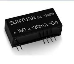 china 2 wire passive 4 20ma to voltage signal isolation converter