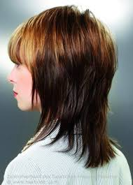 short hair with shag back view 45 best mullety madness images on pinterest hair cut hair dos