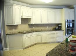 Paint Amp Glaze Kitchen Cabinets by Kitchen Pretty White Painted Glazed Kitchen Cabinets Remarkable