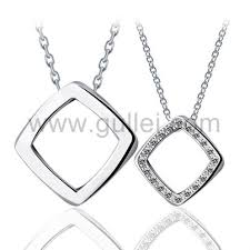 best friends necklace set images Best friends necklaces for adults sterling silver set of two jpg