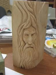pdf wood spirit carving patterns free plans free u2026 pinteres u2026