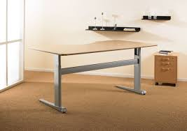 Conset Height Adjustable Desk by Height Adjustable Desk