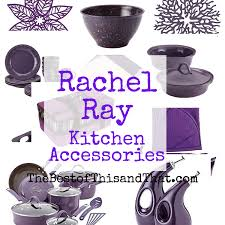 best purple kitchen accessories and decor items canisters small