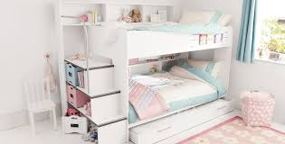 Our Harbour Bunk Girls Bedroom Create The Look GLTC - Harbour bunk bed