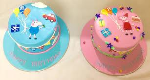 peppa pig cake miras online peppa pig theme birthday cakes for kids i order