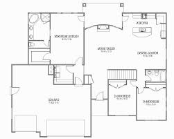Floor Plans For Ranch Style Homes by 51 Simple Ranch Floor Plans Simple Ranch House Plans Ranch Home