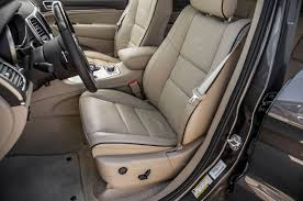Grand Cherokee Interior Colors 2014 Jeep Grand Cherokee V 6 And V 8 First Tests Truck Trend