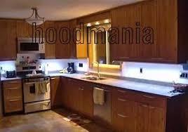 Kitchen Under Cabinet Tv by 5 X Led Under Cabinet Kitchen Link Tv Display Strip Lights Blue Ebay