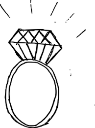 diamond ring coloring pages diamond ring free pictures on pixabay
