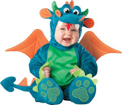 18 24 Month Halloween Costumes Amazon Incharacter Baby Dinky Dragon Costume Clothing
