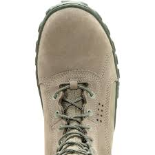 Most Comfortable Military Boots Sage Green Steel Toe Rocky S2v Military Boot Fq0006108