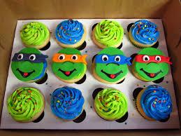 teenage mutant ninja turtles home decor teenage mutant ninja turtles cupcakes cakecentral com