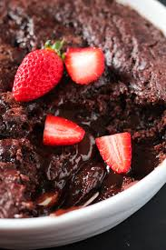 chocolate self saucing pudding i knead to eat