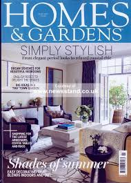 Home And Design Magazine Homes And Gardens Magazine Subscription Buy At Newsstand Co Uk