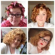 wetset hair styles sponge roller wet set tutorial part 1 youtube vintage