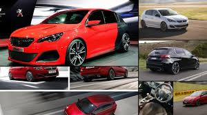 peugeot 308 gti 2016 peugeot 308 all years and modifications with reviews msrp