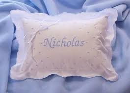 personalized pillows for baby personalized baby gifts custom handmade monogrammed for the new baby