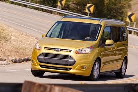 2014 Ford Transit Connect Audio Systems Ford Transit Connect Wagon The Unminivan Breaks From Traditional