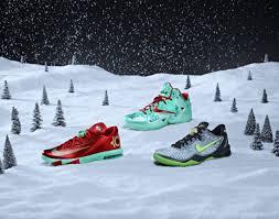 christmas kd 6 nike lebron 11 8 kd 6 christmas colorways release