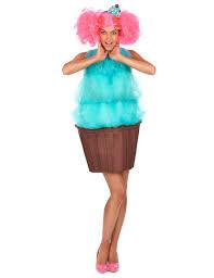 cupcake costume turquoise cupcake costume for women vegaoo
