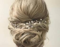 hair pieces for wedding wedding hair accessories etsy