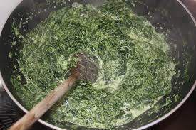 cuisiner epinards la cuisine de bernard risotto aux épinards