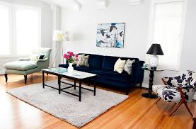 Blue And White Living Room Decorating Ideas with Blue And White Interiors Living Rooms Kitchens Bedrooms And More