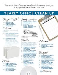 printable calendar home organization ideas to organize your home office budget house mix