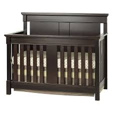 What Is A Convertible Crib Springfield Convertible Crib Set Java