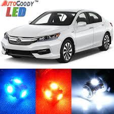 Honda Accord Lights Premium Interior Led Lights Package Upgrade For Honda Accord 2013