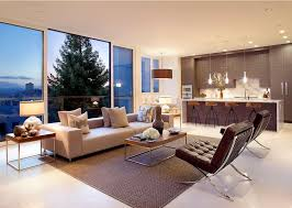 interior design ideas for living room and kitchen combined kitchen and living room interior design ideas