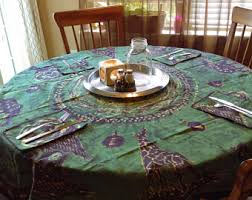 tablecloth for coffee table african table cloth etsy
